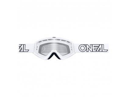 Brýle O´Neal B-ZERO bílá