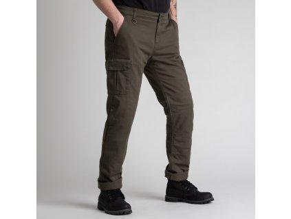 spodnie jeans broger alaska olive green (3)