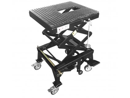 Hydraulický zvedák MX moto (nosnost 135 kg), Q-TECH