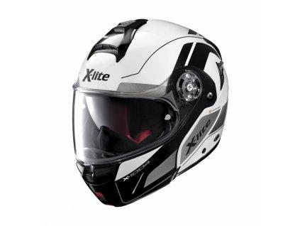 moto helma x lite x 1004 charismatic n com glossy white 24