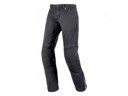 panske textilni moto kalhoty spark rogue cerne