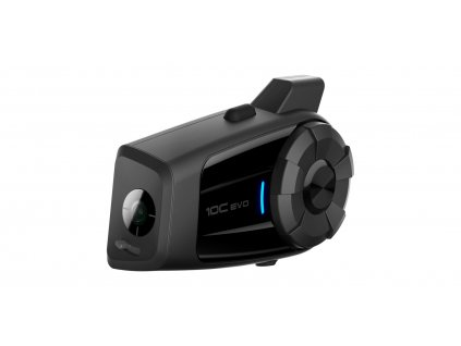 Bluetooth handsfree headset 10C EVO s integrovanou 4K kamerou (dosah 1,6 km), SENA