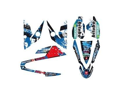 TT® - Racing Graphics Set - sada