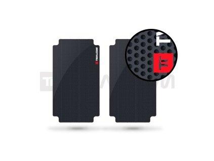TT - grafické chrániče hliníkových kůfrů BMW řady 2 F 800GS-ADV / R1200GS-ADV LC