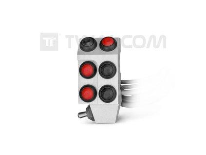 TT® S. & B. - dálkové ovládání pro Electric Roadbook + 2 Trip Computer