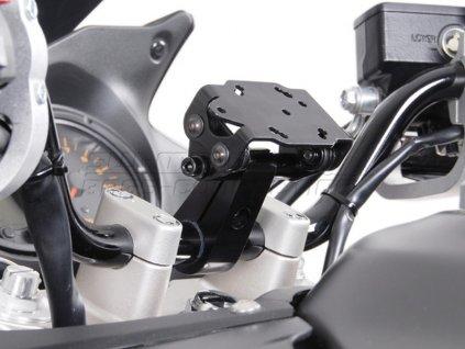 SW-Motech - Držák GPS pro Honda : 22 mm-černý