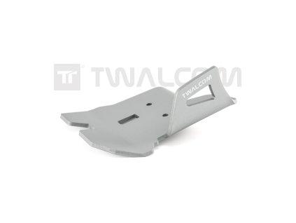 Twalcom ochrana kardanove hridele stribrna 1