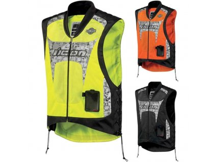 icon intercept reflective vest 2