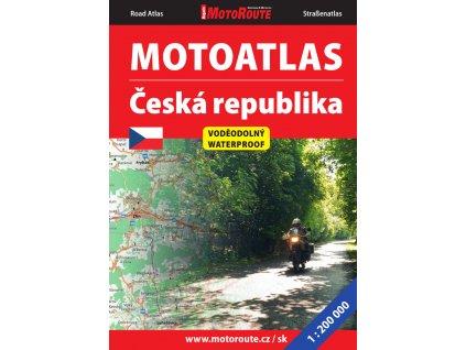 Motoatlas CR titulka