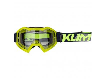 3760 000 XC Kinetik Blue Clear Lens 01