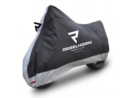Ochranná plachta na motorku Rebelhorn COVER XL II