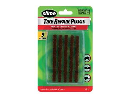 Knoty na opravu bezdušových pneumatik 5ks