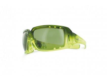 Gloryfy G5 AIR Green sluneční brýle