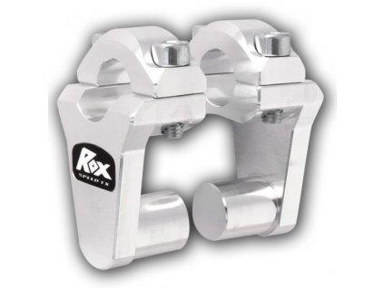 """ROX - Zvýšení řídítek 7/8"""" (22mm) o 51mm. Univerzální"""