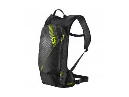 hydro pack radiator black neon yellow 3762