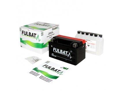 Bezúdržbová motocyklová baterie FULBAT