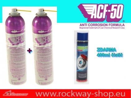 ACF 50 - antikorozní přípravek 2ks