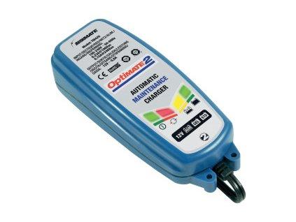 Nabíječka baterií - OptiMate 2 (motobaterie, autobaterie)
