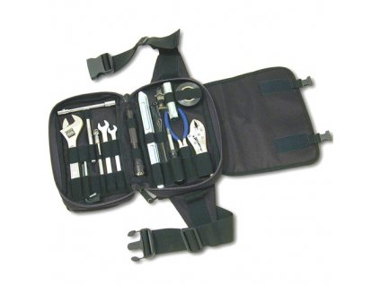 CRUZ TOOLS-DMX™ FANNY PACK TOOL KIT
