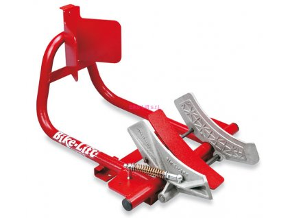 Bike-Lift-Stojan na motorku W36-s automatic wheel clamp