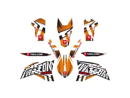 Polepy KTM EXC M.Y. 08/11