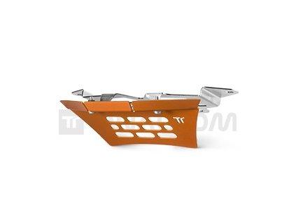 TT - Kompletní centrální držák pro LED svítidlo KTM 990ADV