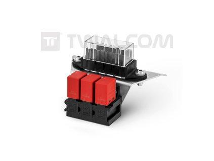 TT - Sada dodatečných elektrických prvků (včetně držáku) pro kryt airboxu 950 / 990ADV.