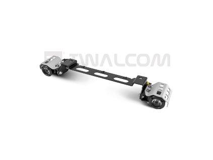 TT® - High Performance Super Slim Led ř 50 Light Kit - světla s držáky - R1200GS L