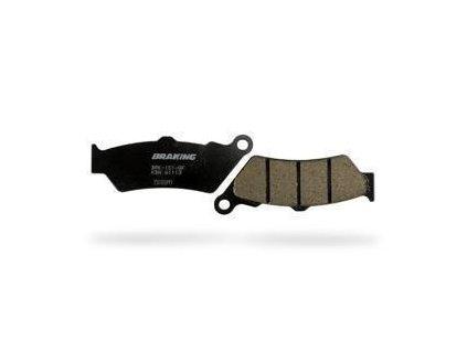 Braking - originální brzdové destičky SM1 pro Wave Disc ř 300/305/320 - přední