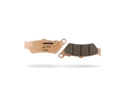 Braking - CM55 brzdové destičky přední ř 300/305/320