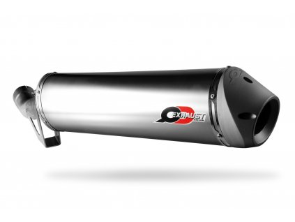 TT® by QD - Rear silencer (Homologated) R1200GS/ADV - koncovka výfuku (homologována)
