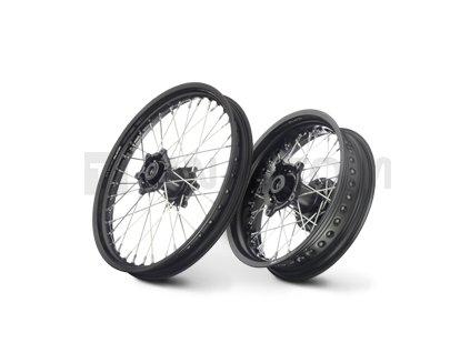 TT® by Alpina - Complete Tubeless STS Wheels 2.15x21 přední - 4.25x17 zadní for F800GS