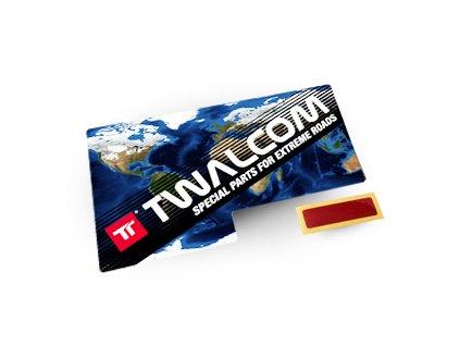 TT® - TT® sada samolepek pro hliníkové kufry