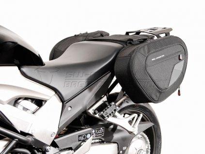Sattel tašky SW Motech 2013 Honda Crossrunner
