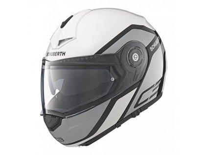 Schuberth C3 Pro Observer White