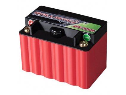 Motobaterie Ballistic EVO3 EVX12 4.6 - 9.2 Ah