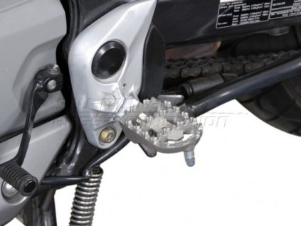 SW-Motech stupačky Honda NC 700/750,Crossrunner, Crosstourer, Suzuki V-Strom 650/XT (17-), KTM 390 A