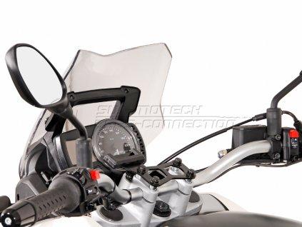 SW-Motech - QUICK-LOCK GPS-držák - BMW F 800 ST, BMW G 650 GS