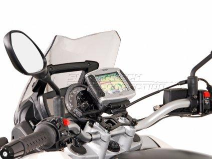 SW Motech - Držák GPS- odpružený