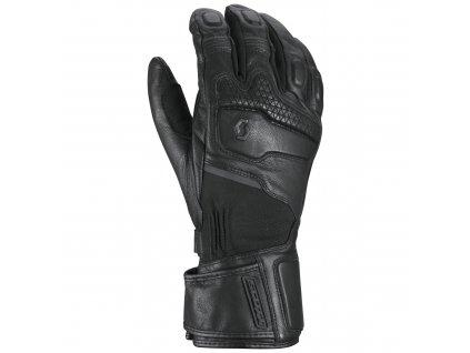 Pánské kožené Gore-Tex rukavice Scott Priority Pro