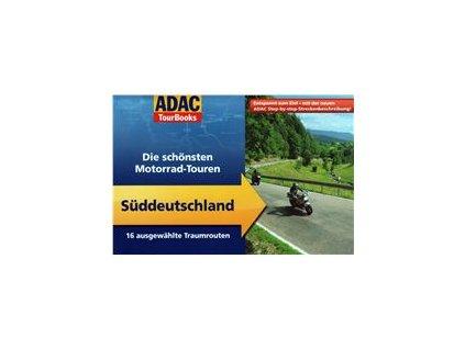 Jižní Německo - 16 nejlepších tras pro motorkáře