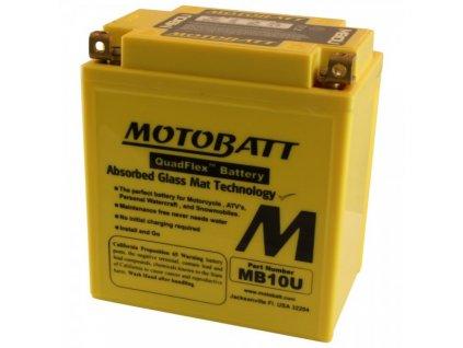 Motobaterie MOTOBATT MB10U 14.5Ah