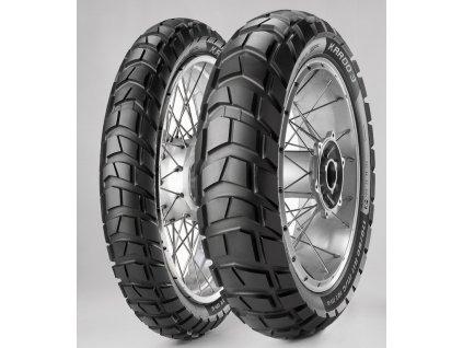 METZELER Karoo 3 - enduro pneu