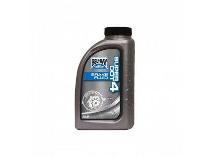 Brzdová kapalina Bel-Ray SUPER DOT 4 BRAKE FLUID 355 ml