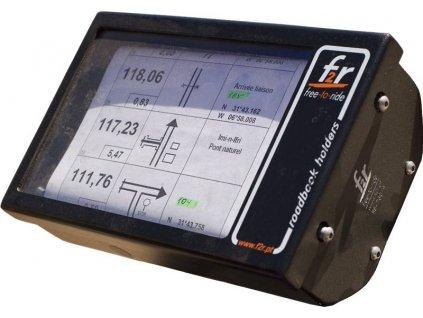 Elektrický roadbook RB730 - Nová verze