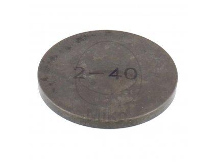 Ventilová podložka METELLI 29.50 mm 2.40