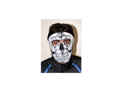 Neoprénová maska s tiskem