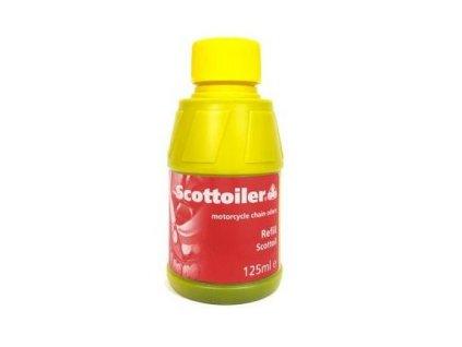 Scottoil - náhradní olej do olejovače Scottoiler - do vysokých teplot 125ml