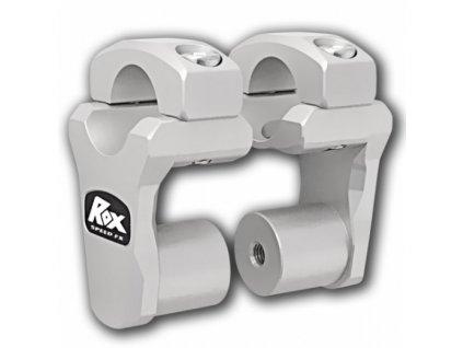 """ROX - Zvýšení řídítek průměru 1 1/8"""" (28mm) o 51mm Univerzální"""