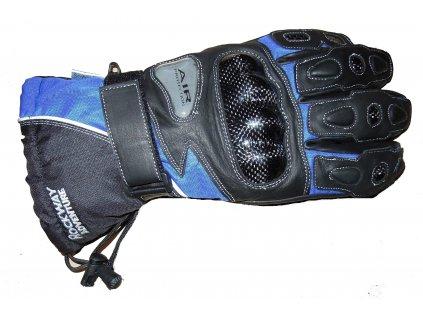Rockway zimní rukavice Basic modrá